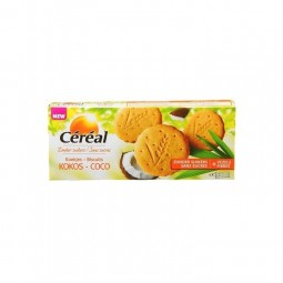 Cereal biscuits coco sans sucre 132 gr CHOCKIES BELGE