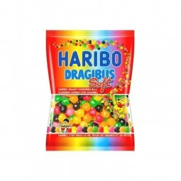 Haribo Dragibus soft gommes 400 gr EPICERIE CHOCKIES