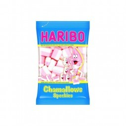 Haribo chamallows Speckies (lard) 400 gr CHOCKIES