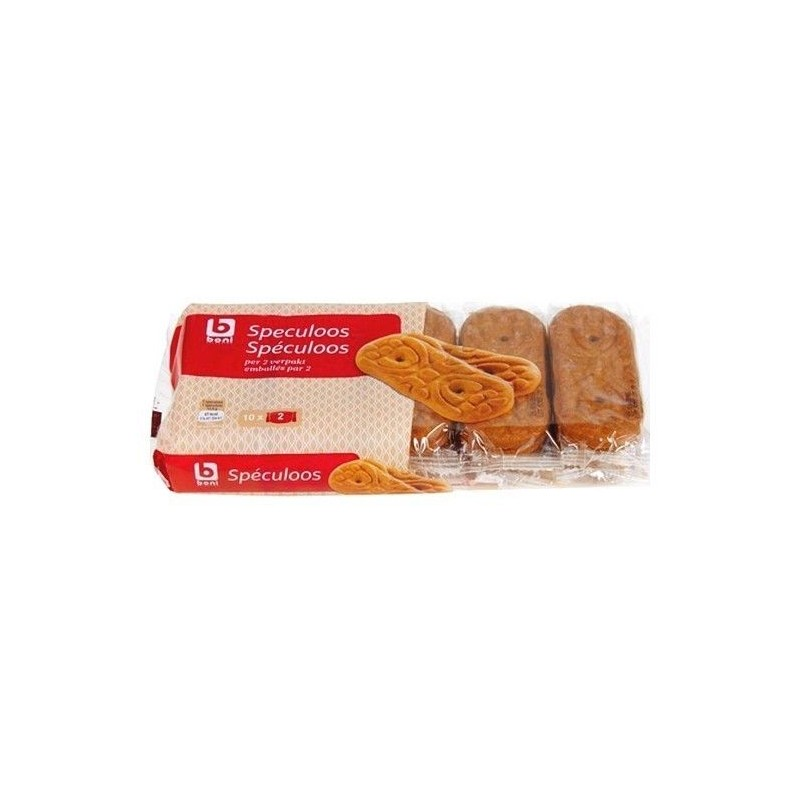 Boni Selection spéculoos 10x 2 pc 250 gr BELGE CHOCKIES