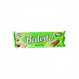 Balisto Muesli Mix 10 pack 185 gr CHOCKIES chocolat