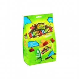 Lotus Dinosaurus mini chocolat lait 6x 25 gr CHOCKIES