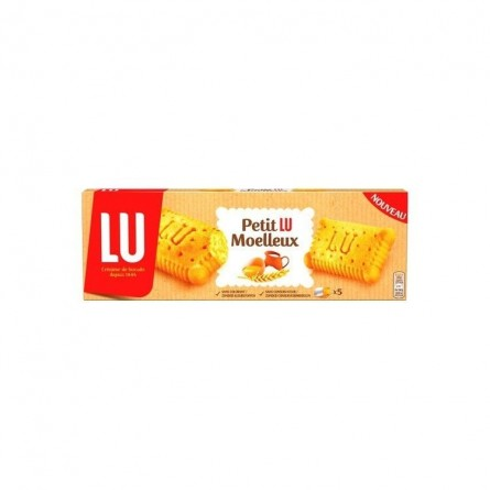 LU petit moelleux (small soft) nature 140 gr CHOCKIES epicerie fine