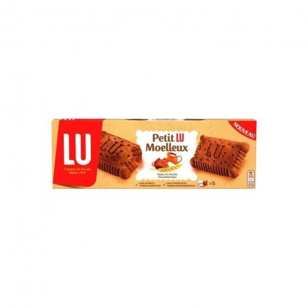 LU petit moelleux (small soft) chocolate 140 gr CHOCKIES epicerie fin