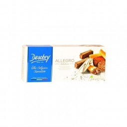 Desobry Allegro sélection de biscuits fins 200 gr CHOCK