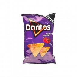 Doritos chips Pure paprika 200 gr EPICERIE CHOCKIES
