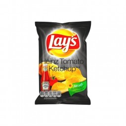 Lay's chips ketchup Heinz 20x 45 gr EPICERIE CHOCKIES