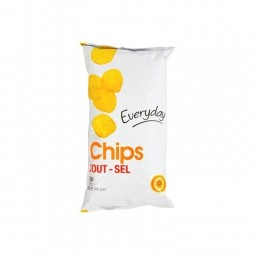 Everyday chips sel 200 gr EPICERIE BELGE CHOCKIES