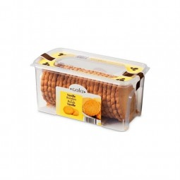 A/ Gala biscuits ronds vanille 380 gr CHOCKIES épicerie