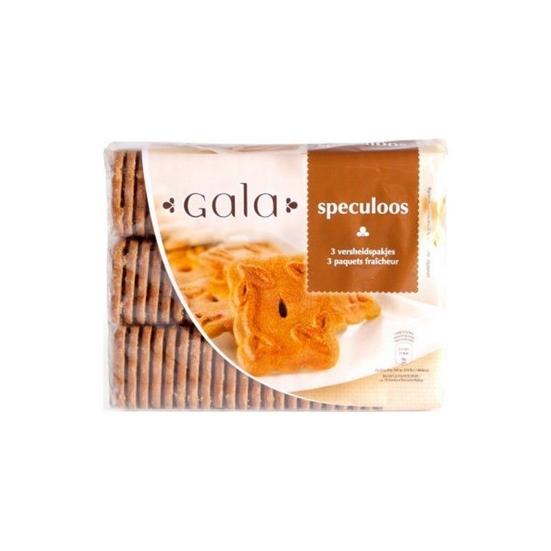 A/ Gala biscuits spéculoos 500 gr CHOCKIES épicerie