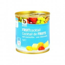 Boni Selection Cocktail fruits light 200 gr CHOCKIES