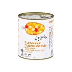Everyday Cocktail fruits sirop 820 gr EPICERIE CHOCKIES