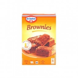Dr Oetker brownies 456 gr CHOCKIES épicerie belge