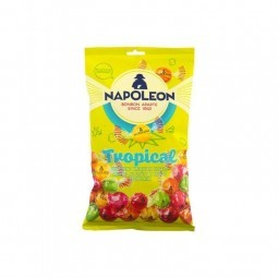 Napoléon Tropical bonbons fruits 200 gr CHOCKIES belge