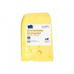 Everyday Emmental tranches ± 300 gr EPICERIE CHOCKIES