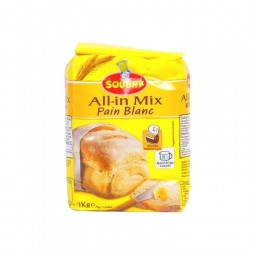 Soubry all in mix farine pain blanc 1 kg CHOCKIES