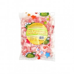 Lutti gommes dents dracula acidulée 600 gr CHOCKIES gum