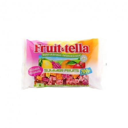 Fruit-tella sweets with fruits 700 gr EPICERIE CHOCKIES