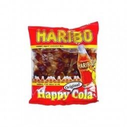 Haribo Happy cola gommes 500 gr EPICERIE CHOCKIES