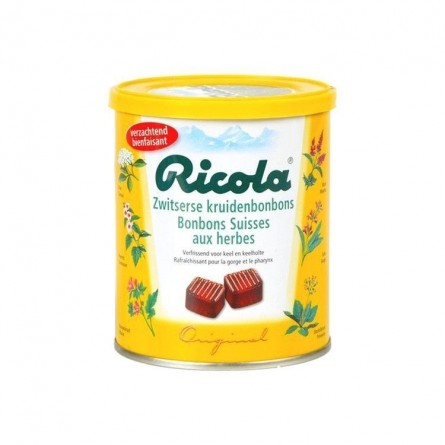 Ricola Swiss herbs sweets 250 gr CHOCKIES BELGE