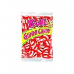 Trolli Gummi Candy dents Dracula 1 kg BELGE CHOCKIES