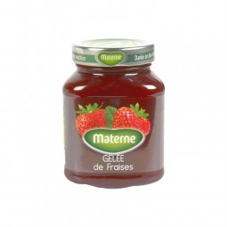 Materne strawberry jelly 450 gr