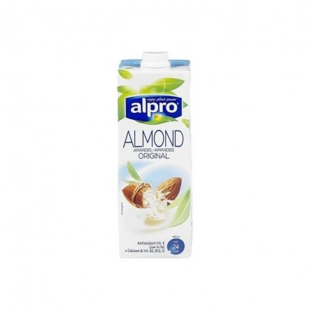 Alpro drink au lait d'amande (brique) 1L - CHOCKIES