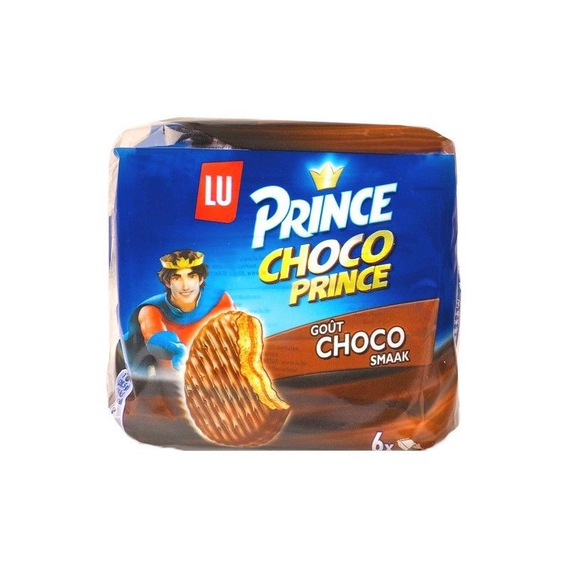 LU Prince chocolate filled chocolate 6 pc 150 gr