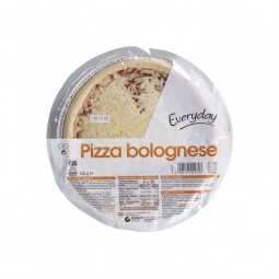 EVERYDAY pizza bolognaise...