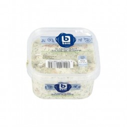 Boni Selection salad dill scampi gluten-free 160 gr