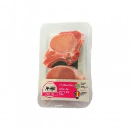 L/ Pork Chop with Filet 375 gr chockies butcher