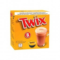 Twix caps Dolce Gusto 8x 17 gr
