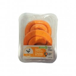 L / Chicken chipolata (fine saussage) 500 gr
