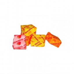 Fruit-tella sweets with fruits