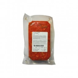 Renmans pressed head in tomato sauce 2 kg