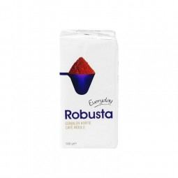 Everyday café robusta moulu 500 gr EPICERIE CHOCKIES
