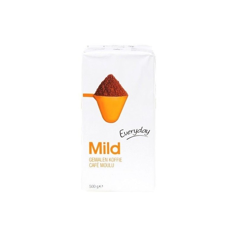 Everyday café mild moulu 500 gr EPICERIE CHOCKIES BELGE