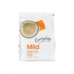 Everyday café mild 36 dosettes 252 gr EPICERIE CHOCKIES