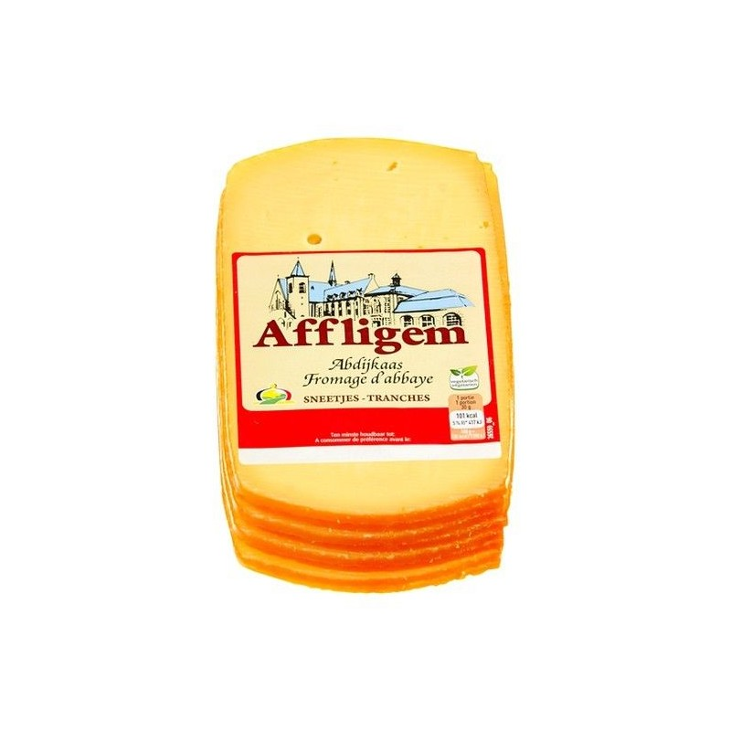 Affligem abbey cheese slices ± 400 gr