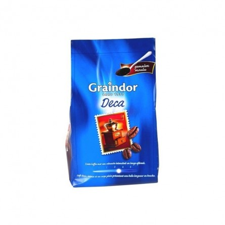 Graindor Decaféiné moulu 250 gr BELGE CHOCKIES