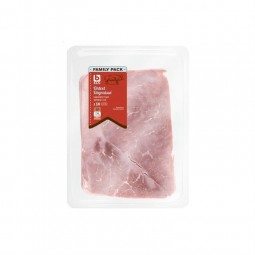 Boni Selection cooked ham degreased slices 500 gr