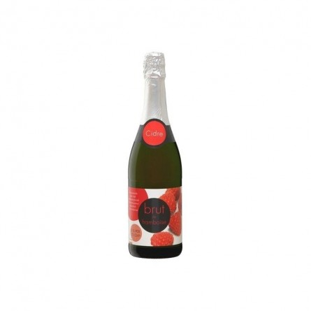 Everyday cidre brut de framboise 5% 75cl - chockies