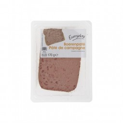 Everyday country pate 170 gr