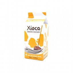 Xioco Milk chocolat chaud en sticks 132 gr CHOCKIES