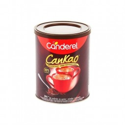 Canderel Cankao cacao sans sucre 250 gr BELGE CHOCKIES