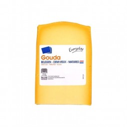 Everyday gouda demi-vieux tranches ± 500 gr