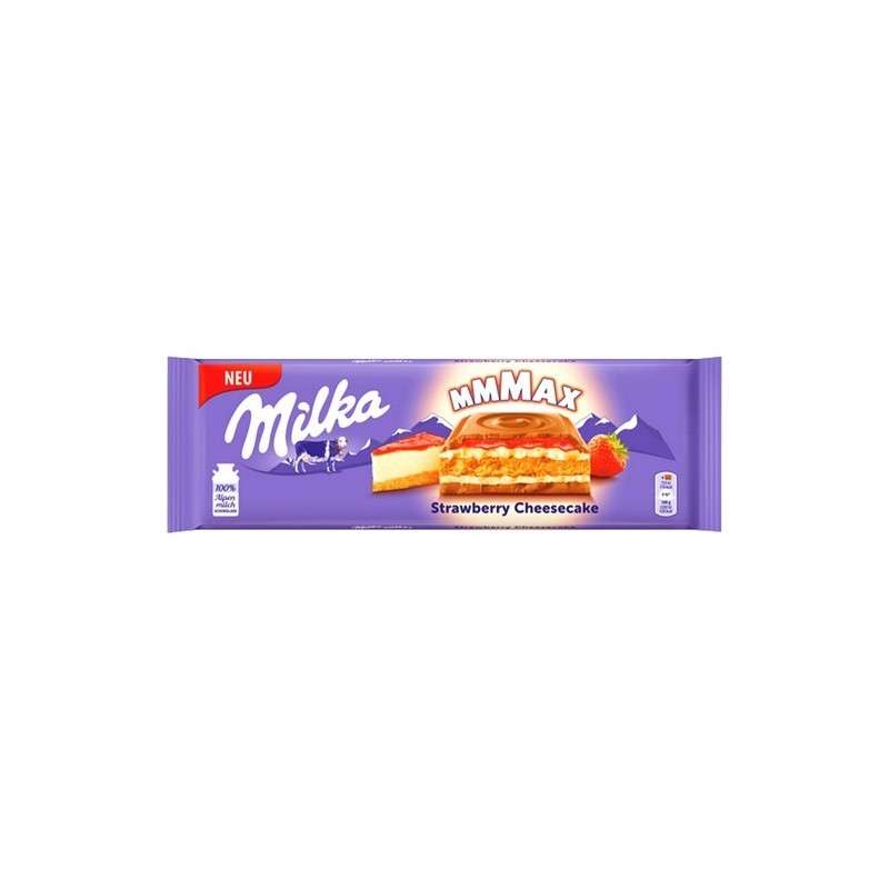 Milka Cheesecake strawberry 300 gr