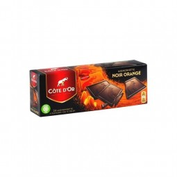 Côte d'Or Mignonnette noir orange 180 gr CHOCKIES