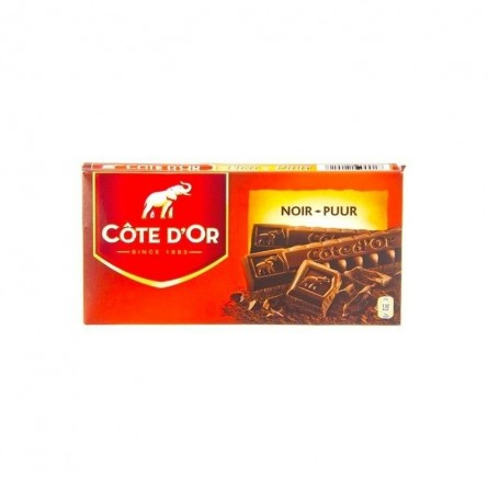 Côte d'Or tablette chocolat noir 2x 200 gr CHOCKIES