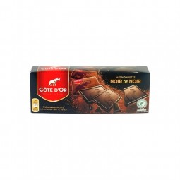 Cote d'Or Mignonnette Noir de Noir (dark) 240 gr CHOCKIES